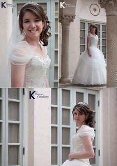 San Antonio Wedding Photographer   Ciara's Bridals   Landa Library   Kasper Creations