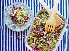 Pileća salata na 5 načina