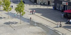Stadtplätze, Esch / Luxemburg  Latz, Riehl Partner