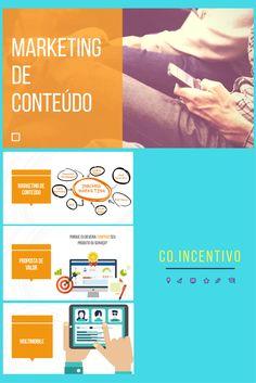 Workshop de Marketing de Conteúdo & Dicas para Mídias Sociais.