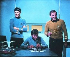 Funny moments#startrek#tos