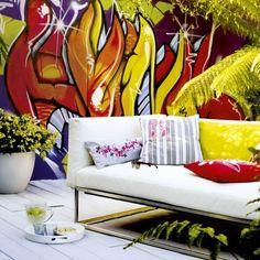 Like the idea of graffiti work