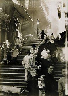 W. Robert Moore - Hong Kong , late 1940s