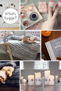 hygge danish word for enjoying the simpler things in life #hugge #furnitureinfashion