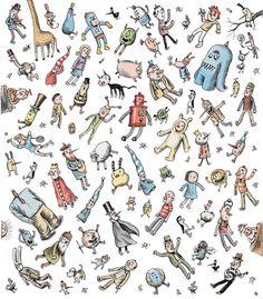 Delia Cócera y Marina Partesotti  EL UNIVERSO CREATIVO DE LINIERS. ANÁLISIS DE SU CONFIGURACIÓN EN MACANUDO (Tebeoesfera, Bolonia, 12-XI-2012).  #Liniers