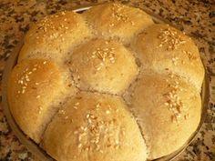 Nezzetli Yemekler: sıcak sıcak ekmekler