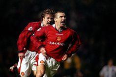 Éric Cantona & David Beckham