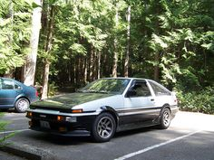 AE86 - never gets old