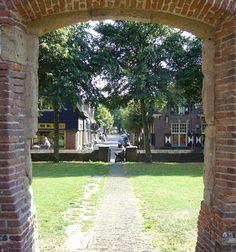 De Ruinelaan in Bergen (Noord-Holland).
