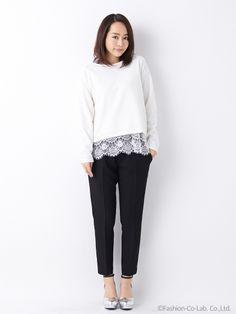 【春の新作】リラックス/PT(タックパンツ)|INGNI(イング)|ファッション通販 - ファッションウォーカー
