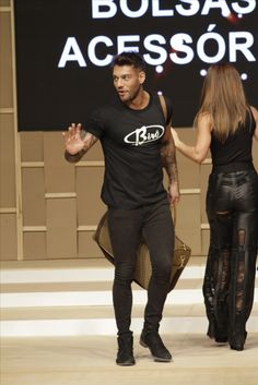 Leather Pants, Sporty, Style, Fashion, Leather Jogger Pants, Swag, Moda, Stylus, Fashion Styles