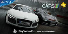 Pronti a correre per 6 settimane nel campionato internazionale di #ProjectCARS? @PlayStationIT http://bngames.eu/ssLsBR