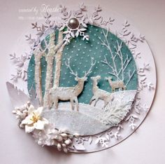 Ice Insiration by Rica - Cards and Paper Crafts at Splitcoaststampers