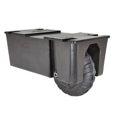 Techstar Plastics Wheel Float (Dock System Float Drum)-WF-18 - The Home Depot