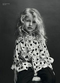 Max Moden for La Petite Magazine Print Issue 1 #editorial #kids #fashion