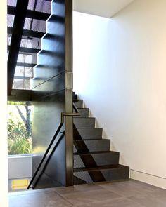 Contemporáneo Escalera by Martin Architects PC
