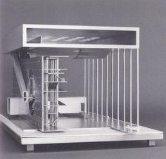 ©PAUHOF- expo 92 austrian pavillion - seville, spain - 1990