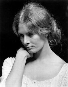 "The great actress Vanessa Redgrave as Isadora Duncan, from the film ""Isadora."""