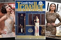 Magazine Covers From October 2015