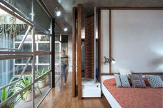 The Collage House by S+PS Architects