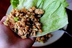 PF Changs Lettuce Wraps -Delicious!! Would definitely make again!