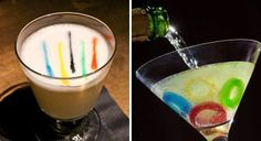 Olympics themed cocktails!? Please count me in. Follow the link to snag the recipes.
