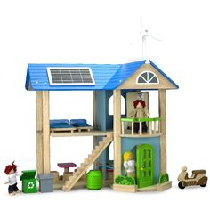 Eco House from Oompa Toys