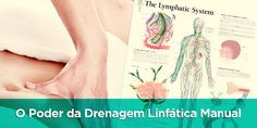 O Poder da Drenagem Linfatica Manual