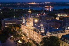 10 Facts About Quebec City, Canada
