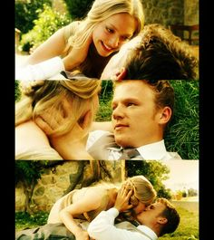 Amanda Seyfried and Christopher Egan in Letters to Juliet