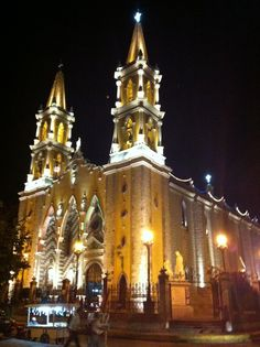 A beautiful Catholic church in Mazatlan, Mexico.