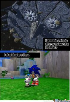 Sonic Logic is the best kind of logic. XD