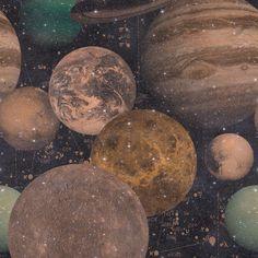 The Universe Planets Wallpaper
