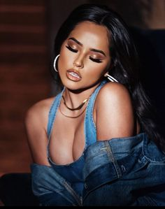 Brunette Beauty, Hot Brunette, Becky G Album, Becky G Style, Girls Run The World, Olive Skin, Marie Gomez, Jason Derulo, Celebrity Look