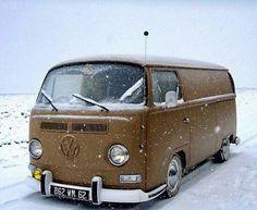Volkswagen T2A Panelvan #vwbus #vw #combi