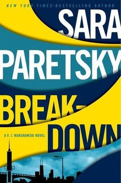 Sara Paretsky's mysteries are great for so many reasons. I love her feminist, kick-but social-justice-conscious private investigator VI Warshawski. I love all of the research Paretsky puts into these books and I love the Chicago setting. Unlike many other series, this series gets better as it goes along.