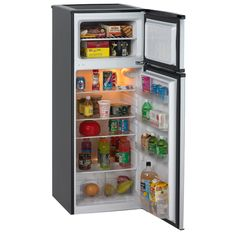 Danby DAR1102BSL 11.0 Cu. Ft. Apartment Size Refrigerator ...