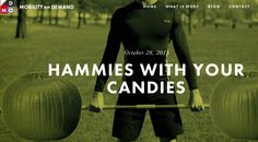 Mind those hammies this week! https://mobilityondemand.squarespace.com/blog/2015/10/28/hammies-with-your-candies