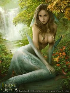 Vintage Mermaids Series Carol Phillips