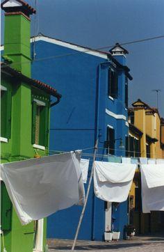 Burano, Venezia, Italia. By Paolo Belloni