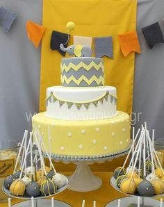 #cake #chevron #elephant