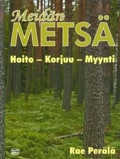 Kuvaus: Meidän metsä opastaa sinua metsäsi hoidossa. Kirjan ohjeet auttavat sinua uudistamaan metsääsi, hoitamaan taimikoita, huolehtimaan harvennuksista, korjaamaan polttopuuta ja tekemään metsäkaupan. Kirjasta löytyy myös ohjeet veroilmoituksen tekoon sekä metsäpalstan ostamiseen ja myymiseen.