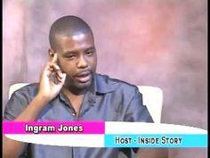 INGRAM JONES ON NATIONAL TV 2013