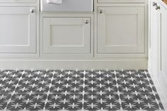 Laura Ashley Wicker Charcoal Wall & Floor Tiles 33x33cm - Tons of Tiles
