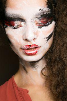 SPRING 2014 READY-TO-WEAR Vivienne Westwood Red Label Model: Luma Grothe  Photo: Ivan Lattuada / Indigitalimages.Com