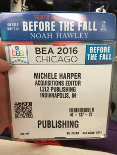 My Time at the Book Expo America 2016 | MicheleIsraelHarper.com