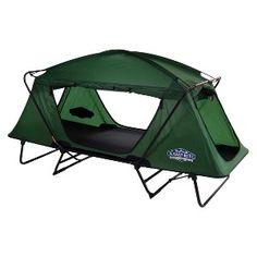 Kamp-Rite Oversize Tent Cot - Green