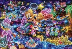 5D Diamond Embroidery Children/'s Drawing Kit Mosaic Learning Jigsaw Puzzle DIYAG