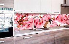 Samolepiace tapety za kuchynskú linku, rozmer 260 cm x 60 cm, jabloňové kvety, DIMEX KI-260-054 Sink, Home Decor, Sink Tops, Vessel Sink, Decoration Home, Room Decor, Vanity Basin, Sinks, Home Interior Design