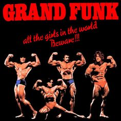 "Grand Funk Railroad, All the Girls in the World Beware!!!**** (1974): Don't let that cheesy album cover fool you, this is another great album from the funk, and it's definitely their funkiest effort to date. It gets a bit cheesy at times, particularly with the title track and ""Bad Time,"" but it also offers some killer grooves including ""Good & Evil"" which is one of the most sinister songs I've heard from this era. (7/21/14)"